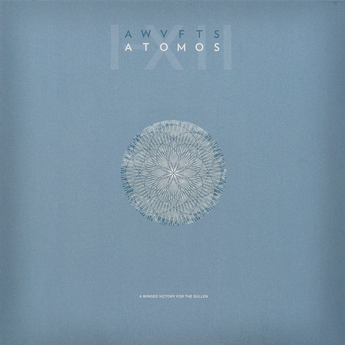 A Winged Victory For The Sullen A Winged Victory For The Sullen. Atomos (2 LP) rammstein – mutter 2 lp