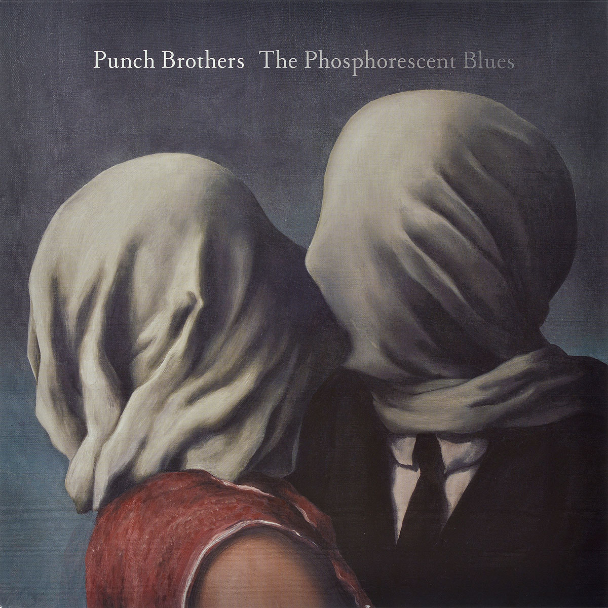 """""""Punch Brothers"""" Punch Brothers. The Phosphorescent Blues (2 LP)"""