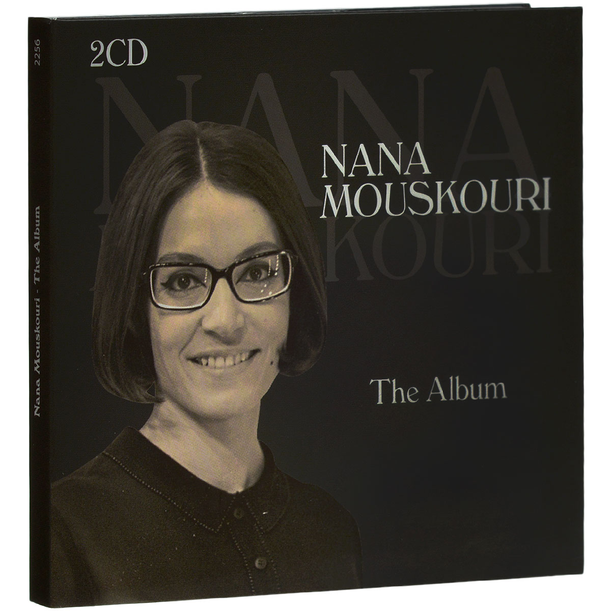Nana Mouskouri. The Album (2 CD)