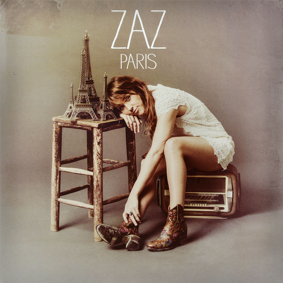 Zaz Zaz. Paris (2 LP) цена и фото