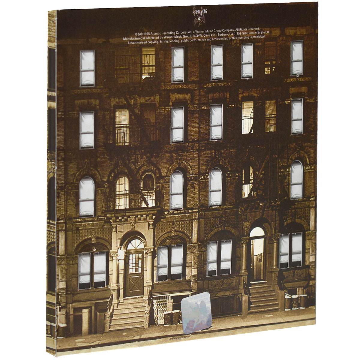 Led Zeppelin Led Zeppelin. Physical Graffiti (2 CD) cd led zeppelin bbc sessions