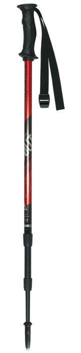 Палки для трекинга Masters Scout Red, телескопические, 65-140 см