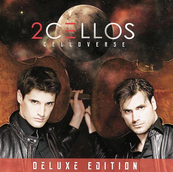 2Cellos 2Cellos. Celloverse (CD + DVD) 2cellos warsaw