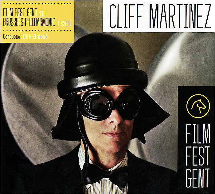 Cliff Martinez. Cliff Martinez