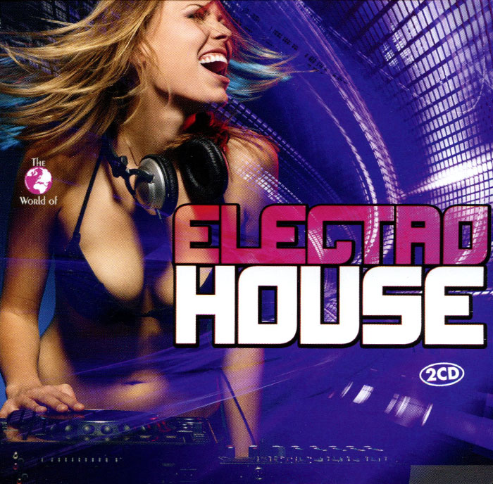 Electro House 2015 (2 CD) we love electro iv 2 cd