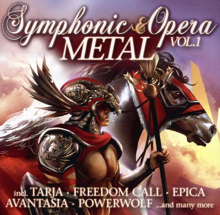 Symphonic & Opera Metal Vol. 1 (2 CD) hit dance vol 1 2 cd