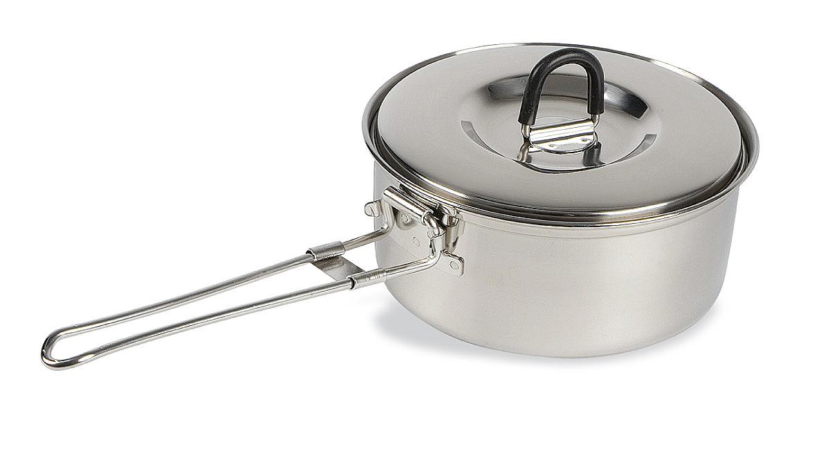 Кастрюля Tatonka Sherpa Pot, 0,6 л держатель для кастрюль и сковородок tatonka pot gripper
