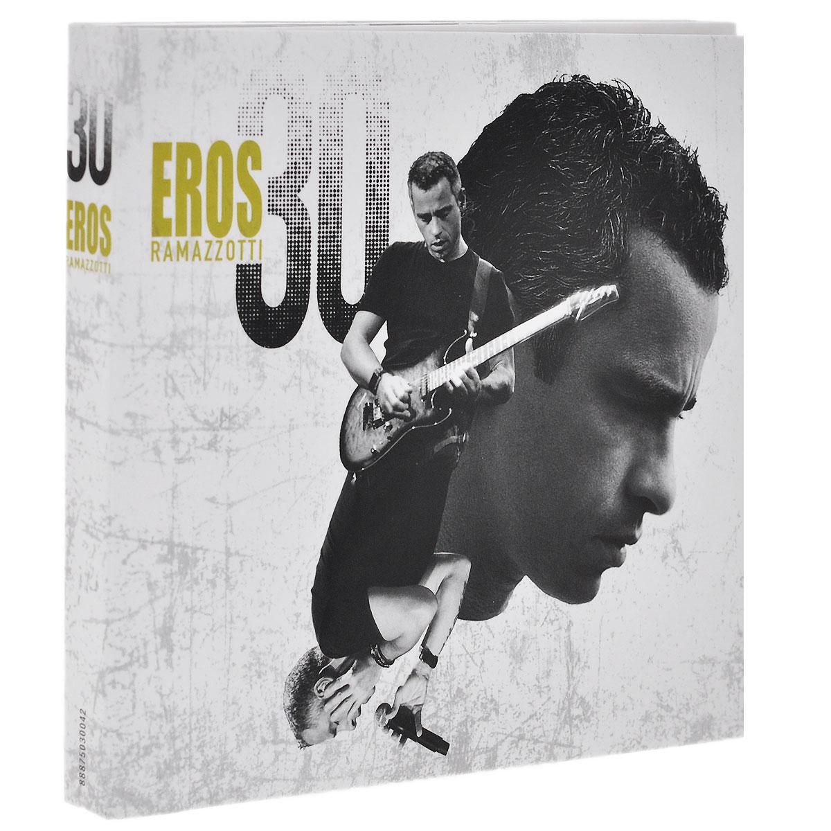цена на Эрос Рамазотти Eros Ramazzotti. Eros 30 (2 CD)