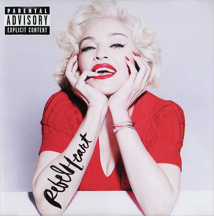 Madonna. Rebel Heart