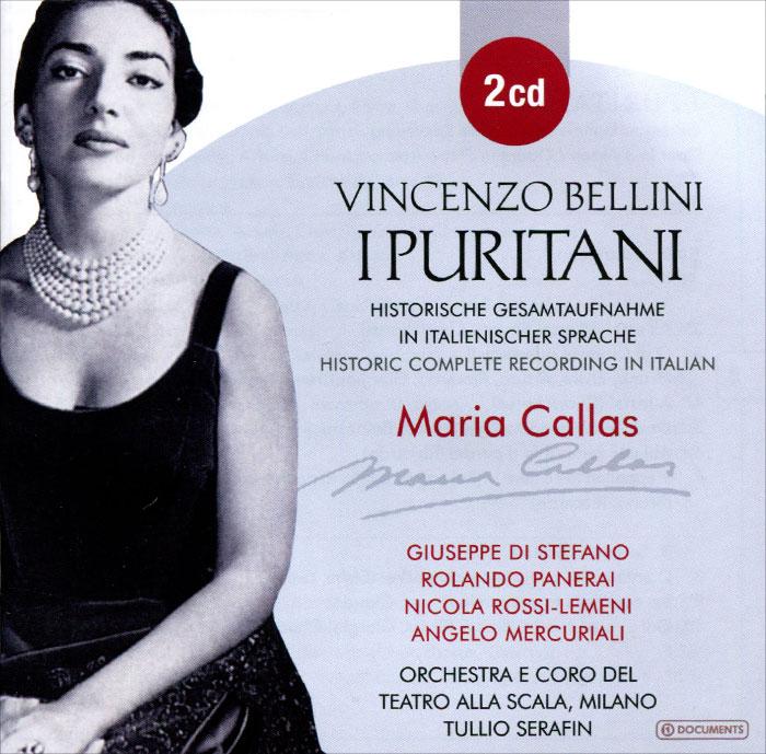 цена на Мария Каллас Maria Callas. Vincenzo Bellini. I Puritani (2 CD)
