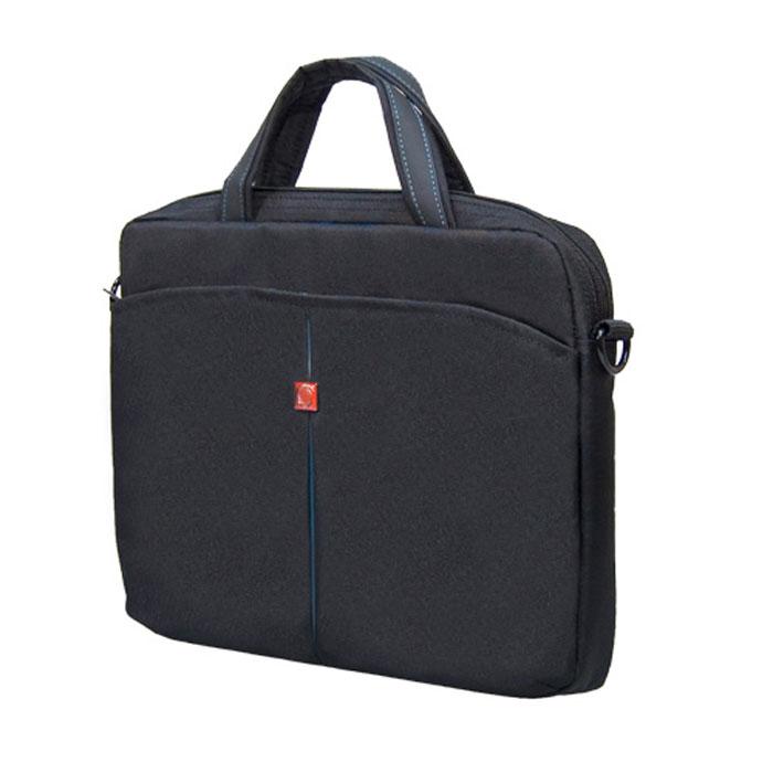 "Continent CC-010, Black сумка для ноутбука 10"""