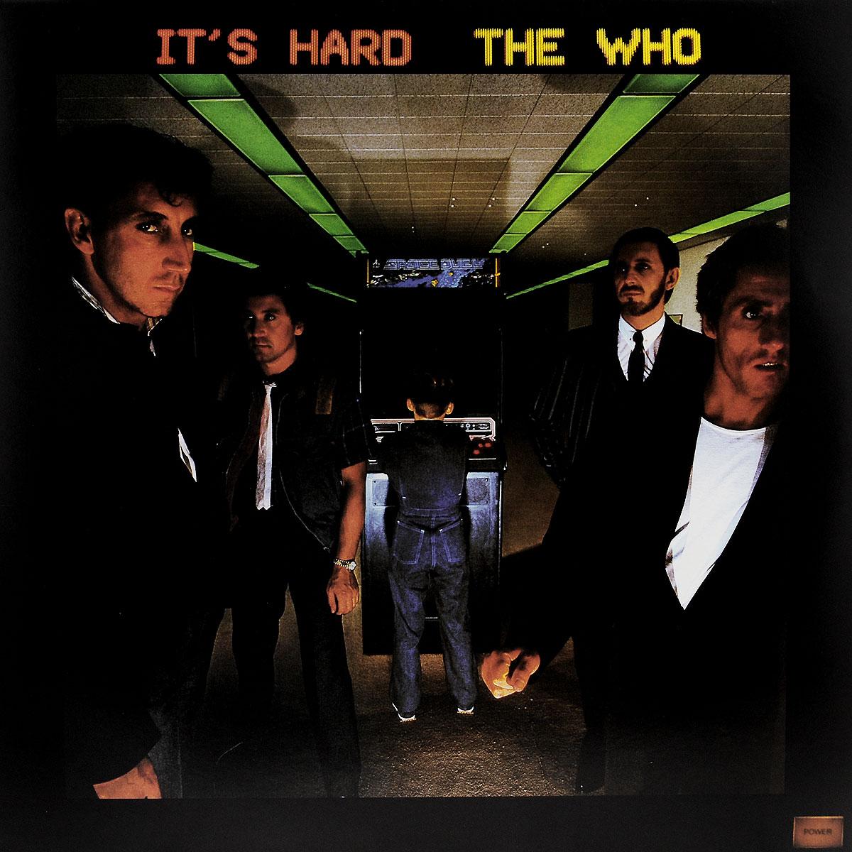 The Who The Who. It's Hard (LP) the who the who my generation triple edition 3 lp