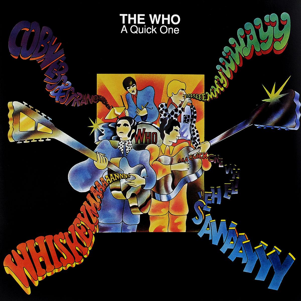 The Who The Who. A Quick One (LP) the who the who my generation triple edition 3 lp