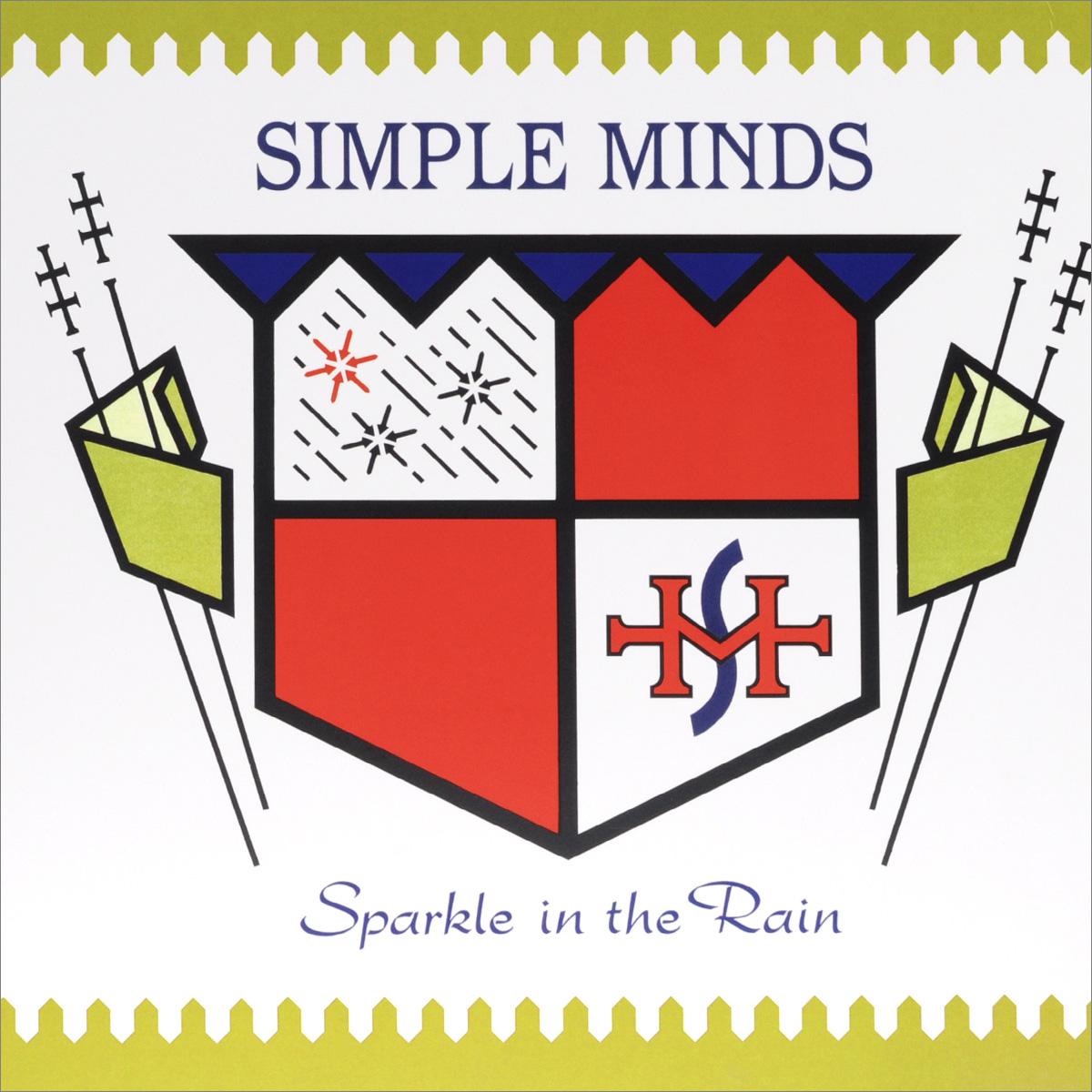Simple Minds Simple Minds Sparkle In The Rain(LP) simple minds vancouver