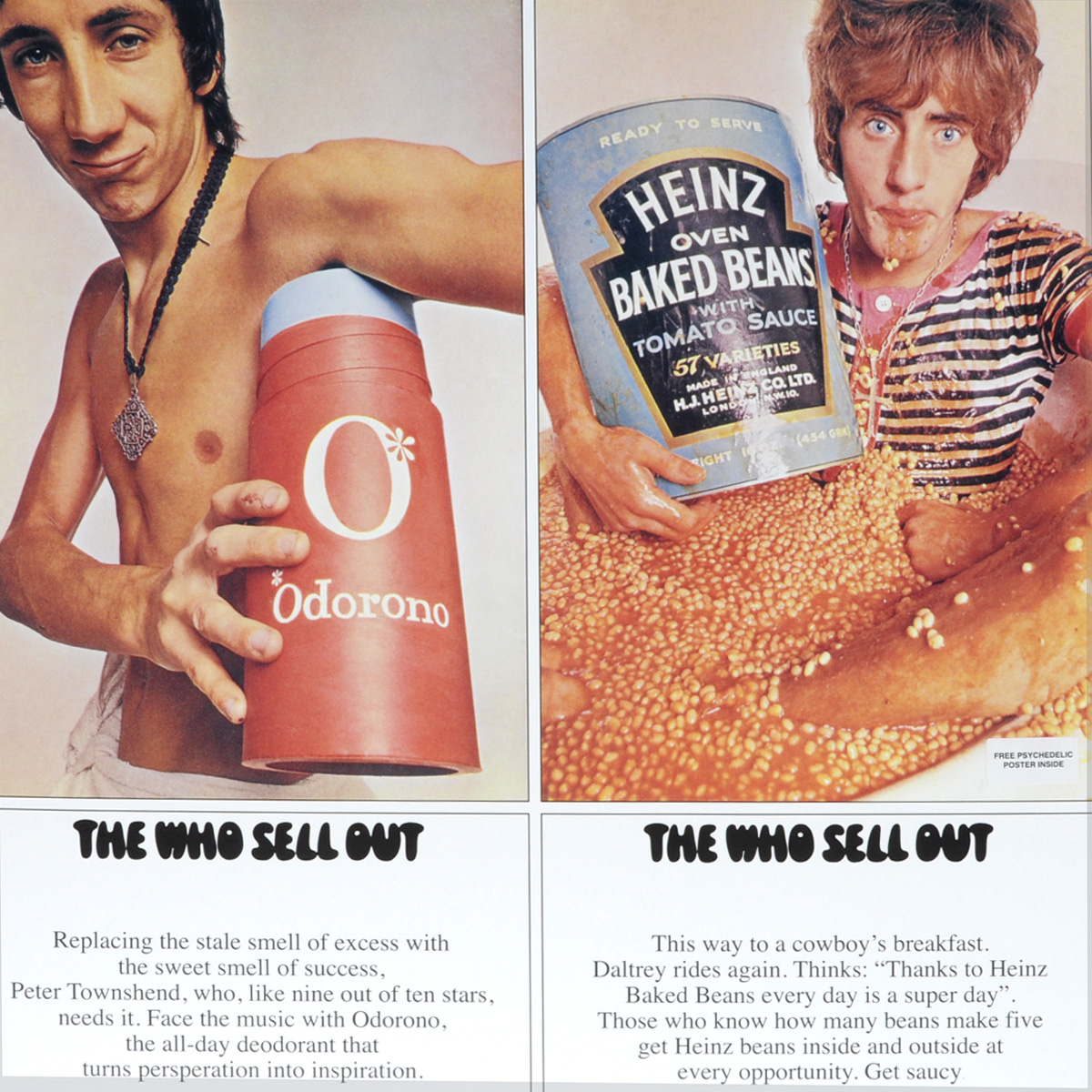 The Who The Who. Sell Out (LP) who who sell out
