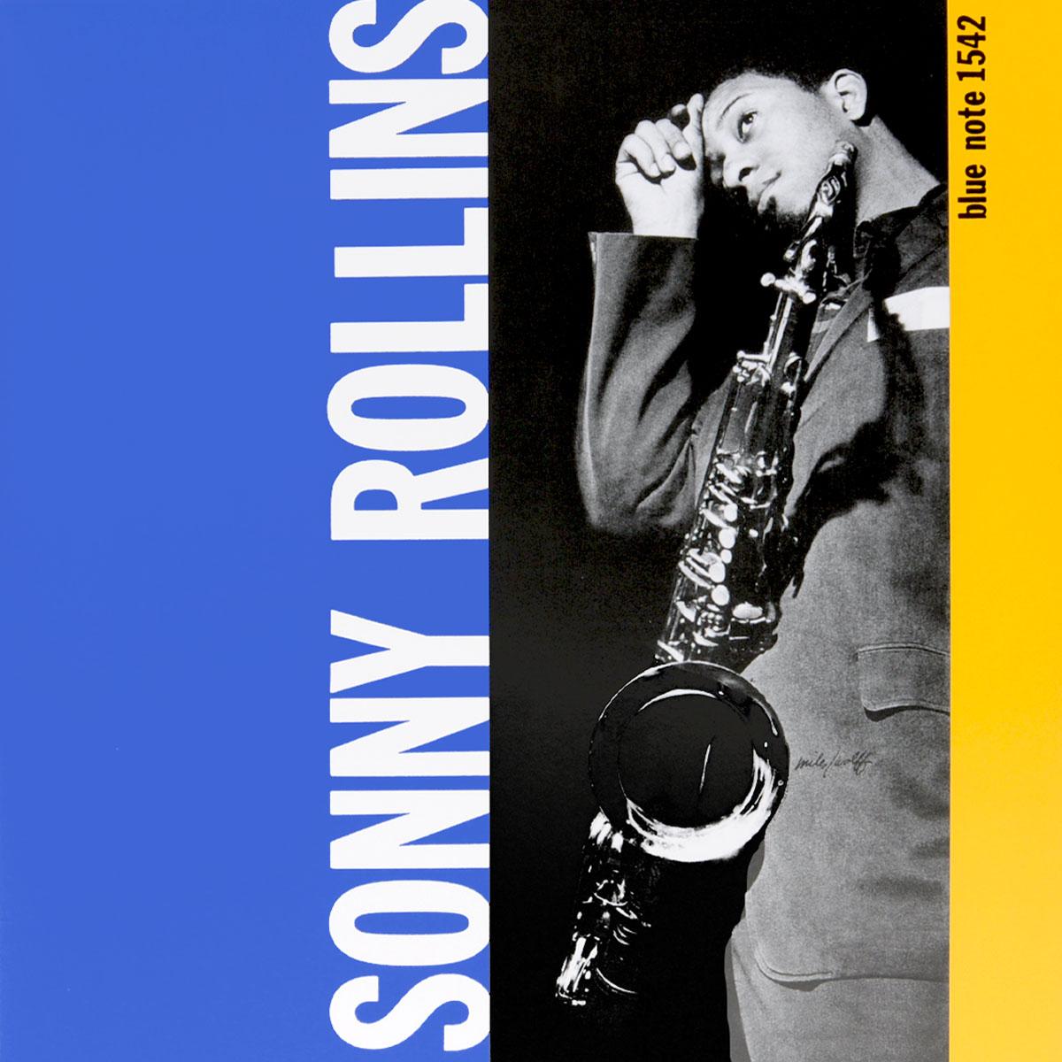 Сонни Роллинз Sonny Rollins. Volume 1 (LP) сонни роллинз орнэт коулмен рой харгрув джим холл рассел мэлоун sonny rollins road shows vol 2