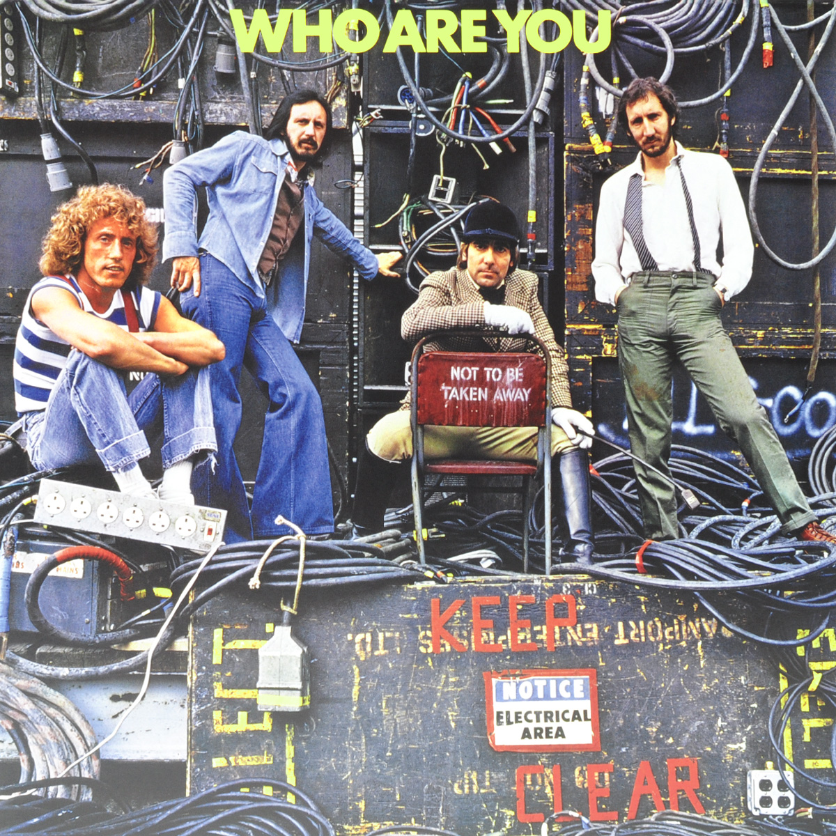 The Who The Who. Who Are You (LP) original new innolux 5 6 inch at056tn53 v 1 lcd screen with touch