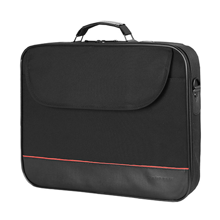 "Continent CC-100 BK сумка для ноутбука 15,6"""