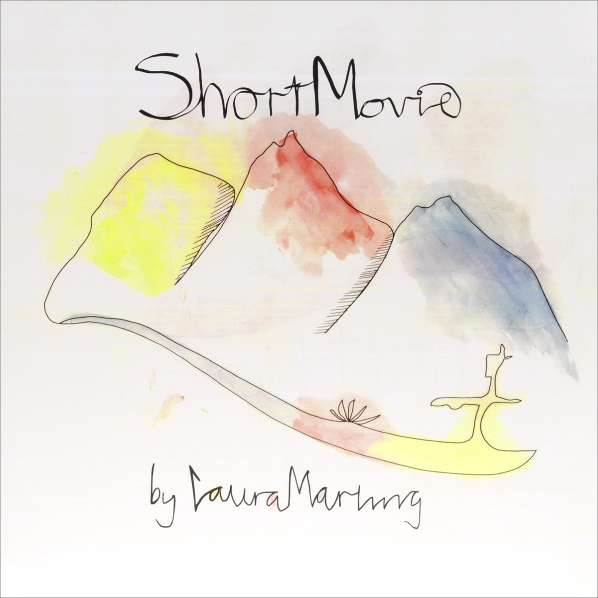 Лаура Марлинг Laura Marling. Short Movie (2 LP) laura pausini laura pausini fatti sentire 2 lp 180 gr