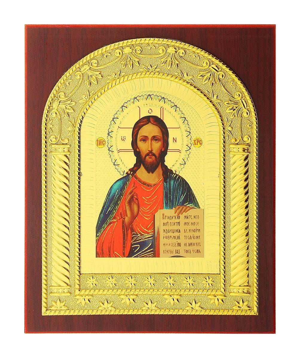 Икона Иисуса Христа, 19 см х 24 см икона 6 мечей