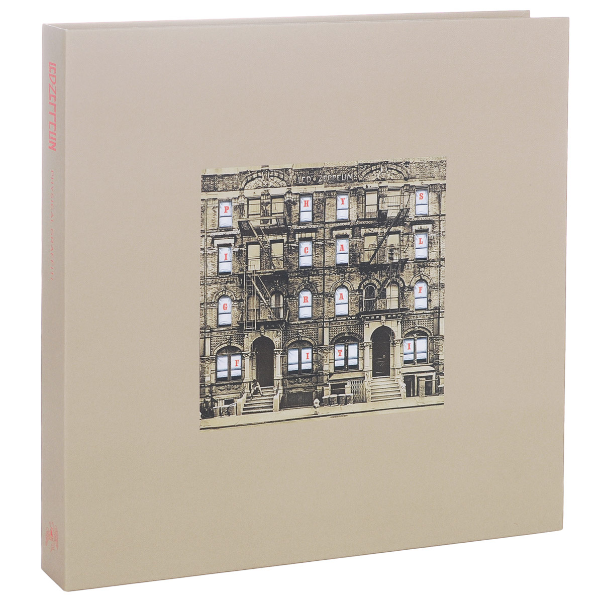 Led Zeppelin Led Zeppelin. Physical Graffiti. Super Deluxe Edition (3 CD + 3 LP) led zeppelin led zeppelin in through the out door deluxe edition 2 cd