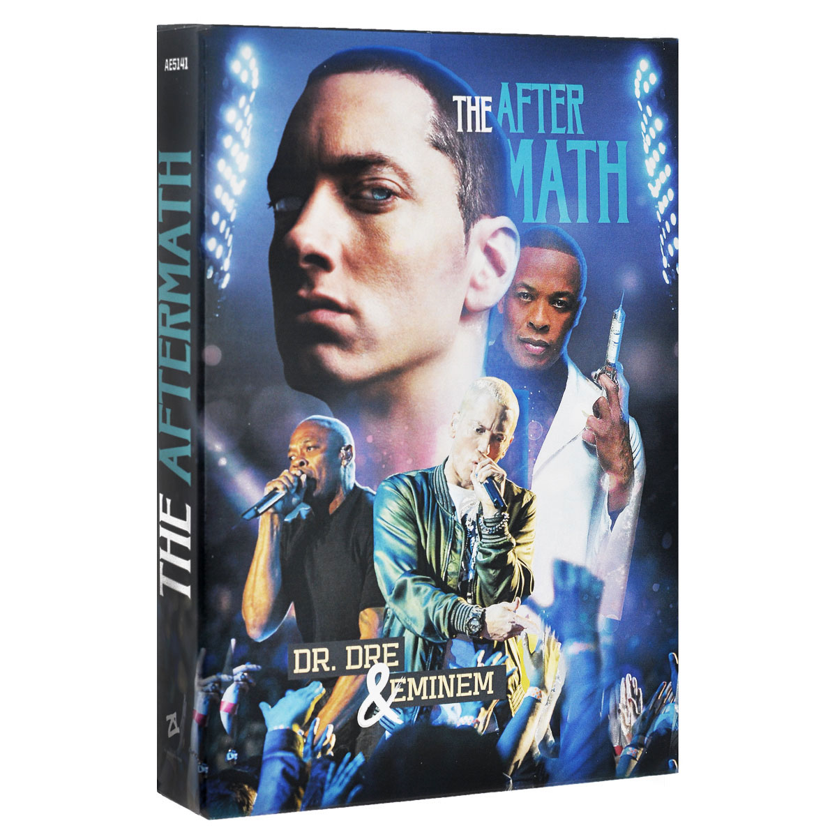Dr. Dre & Eminem. The After Math (2 DVD) dr dre dr dre 2001 2 lp 180 gr