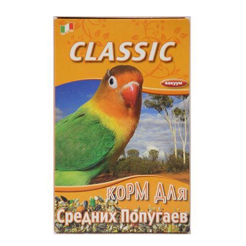 "Корм для средних попугаев Fiory ""Classic"", 650 г"