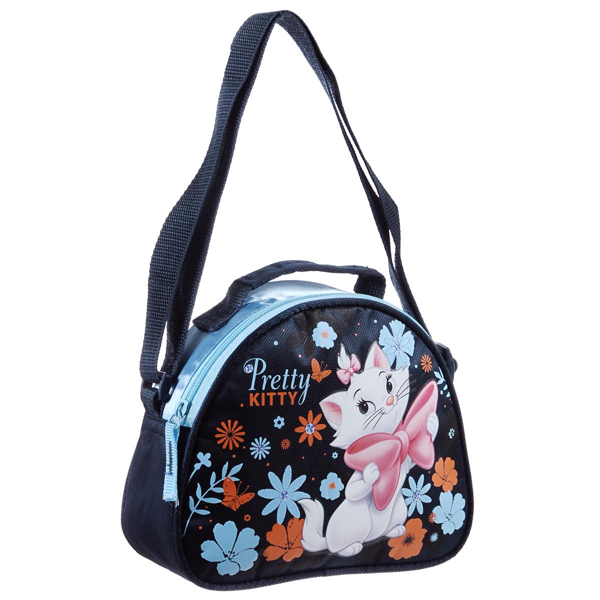 efe87d7e887a Детская сумка для ланча Marie Cat выполнена из прочного полиэстера и  оформлена термоаппликацией с изображением милой белой кошечки.