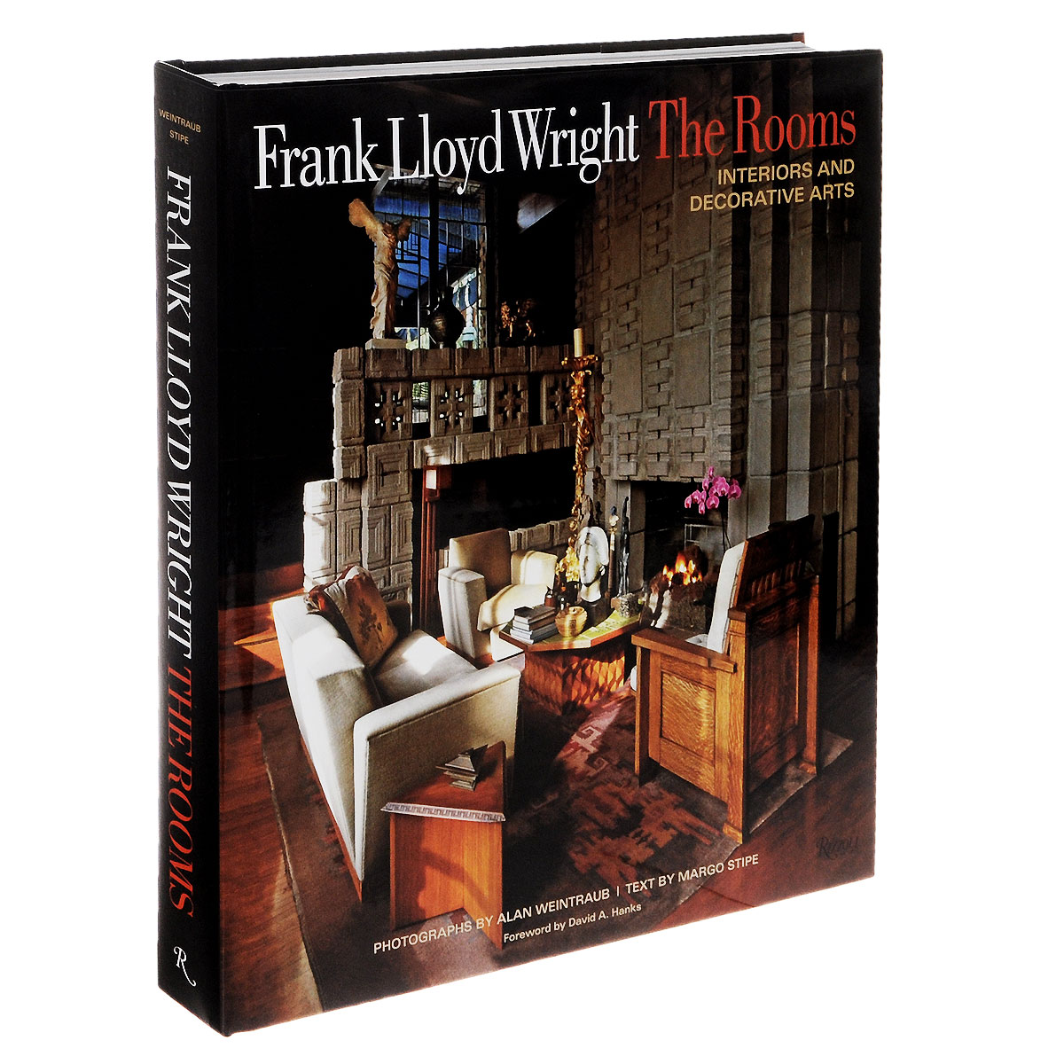 Frank Lloyd Wright: The Rooms: Interiors and Decorative Arts frank lloyd wright the buildings