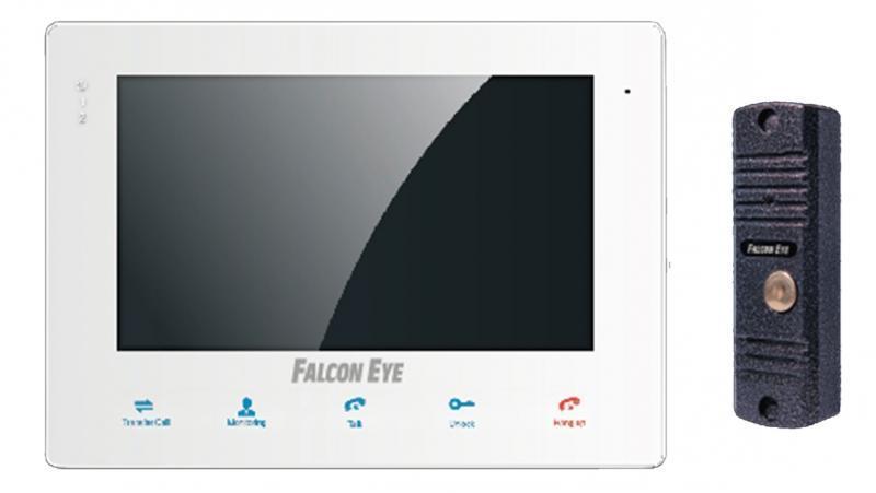 Falcon Eye FE-KIT Квартира видеодомофон falcon eye fe 4chp2 цветной монитор домофона