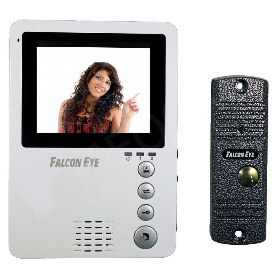 Falcon Eye FE-KIT Дом видеодомофон falcon eye fe 4chp2 цветной монитор домофона