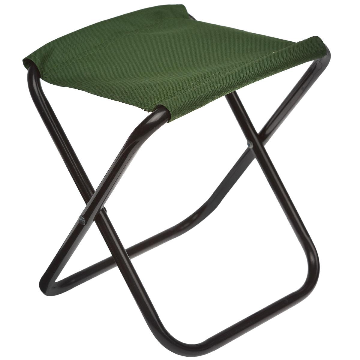 Стул складной Happy Camper, цвет: зеленый