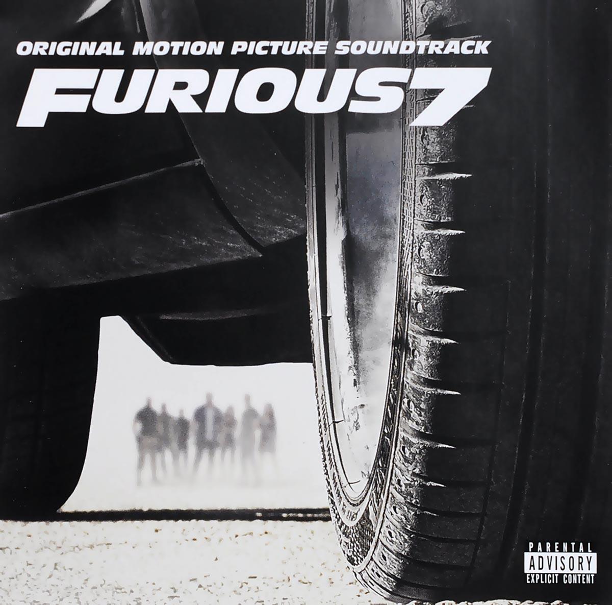 Furious 7. Original Motion Picture Soundtrack godzilla 2000 millennium original motion picture soundtrack