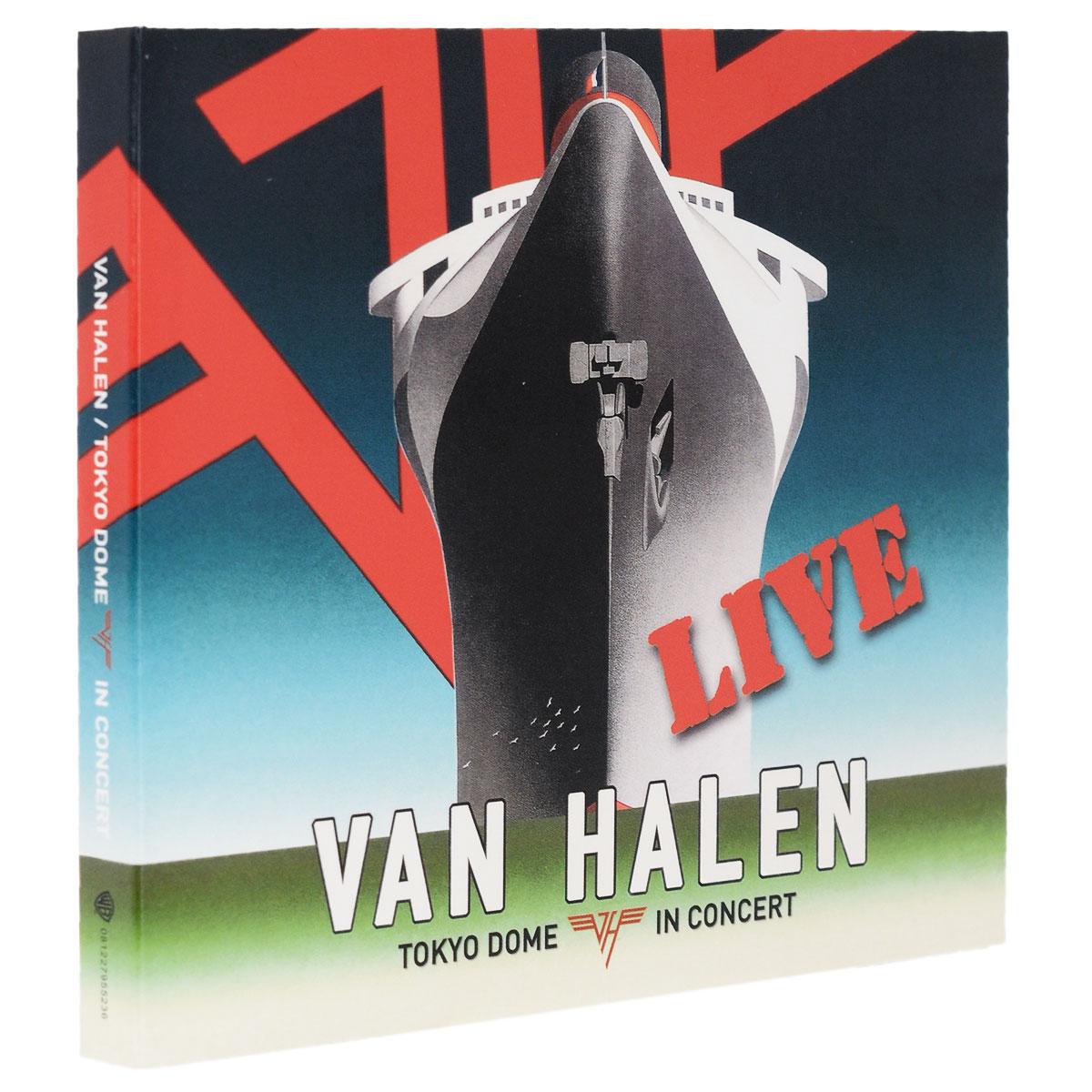Van Halen Van Halen. Tokyo Dome In Concert (Live) (2 CD) гладиатор live in concert 2018 02 22t19 30