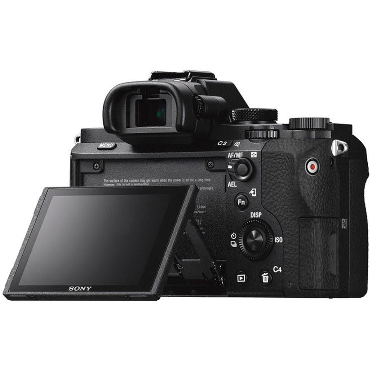 Беззеркальный фотоаппарат Sony Alpha A7 II (M2) Kit 28-70mm, Black Sony