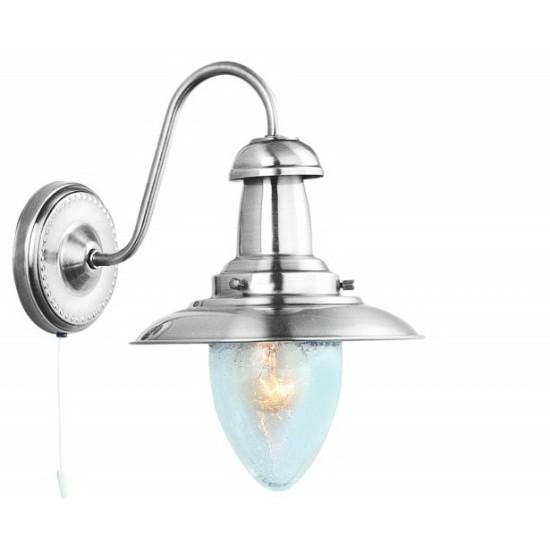 Уличный светильник Arte Lamp, E27 бра arte lamp fisherman a5518ap 1ab