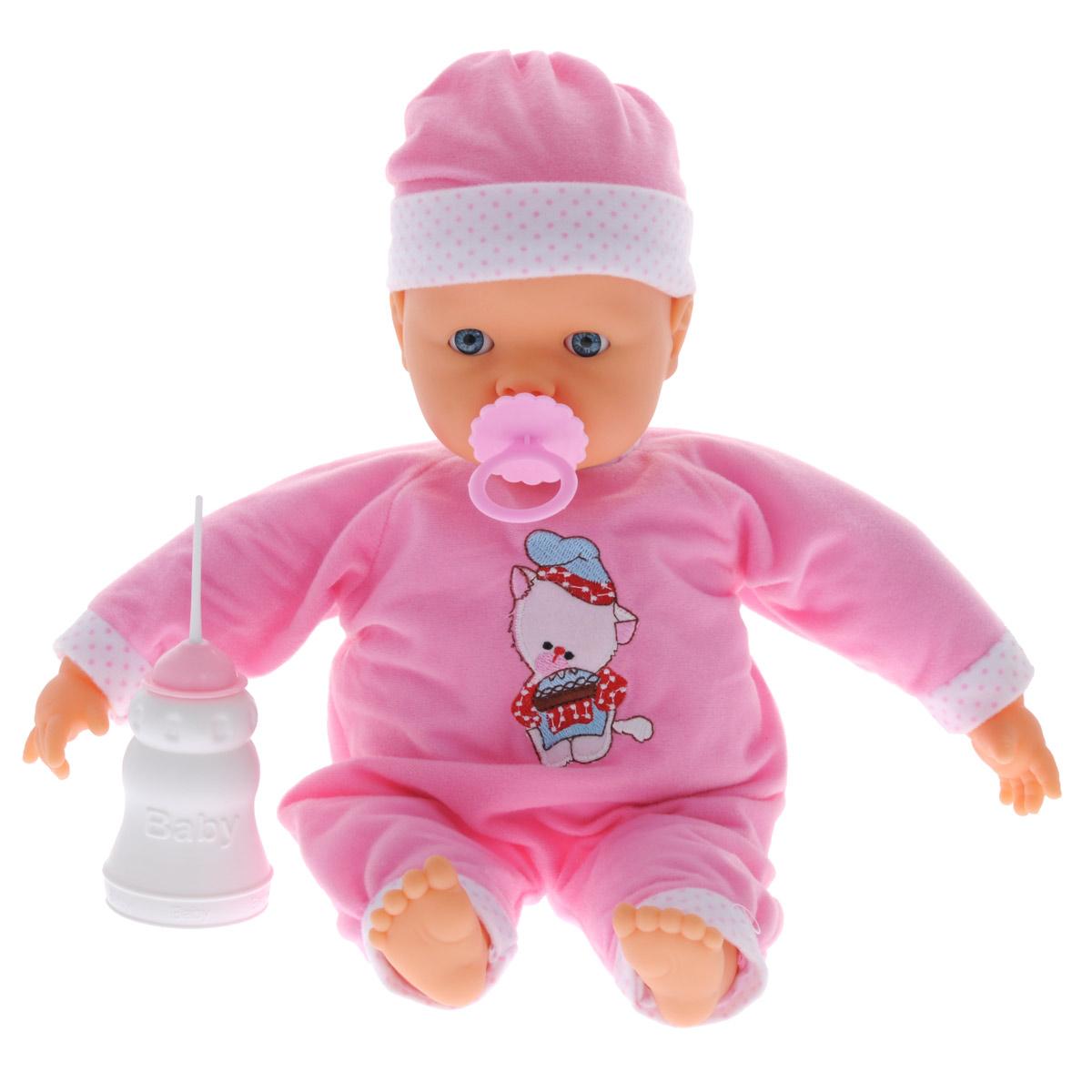 """Кукла-пупс """"Falca"""", озвученная, с аксессуарами, 38 см"""