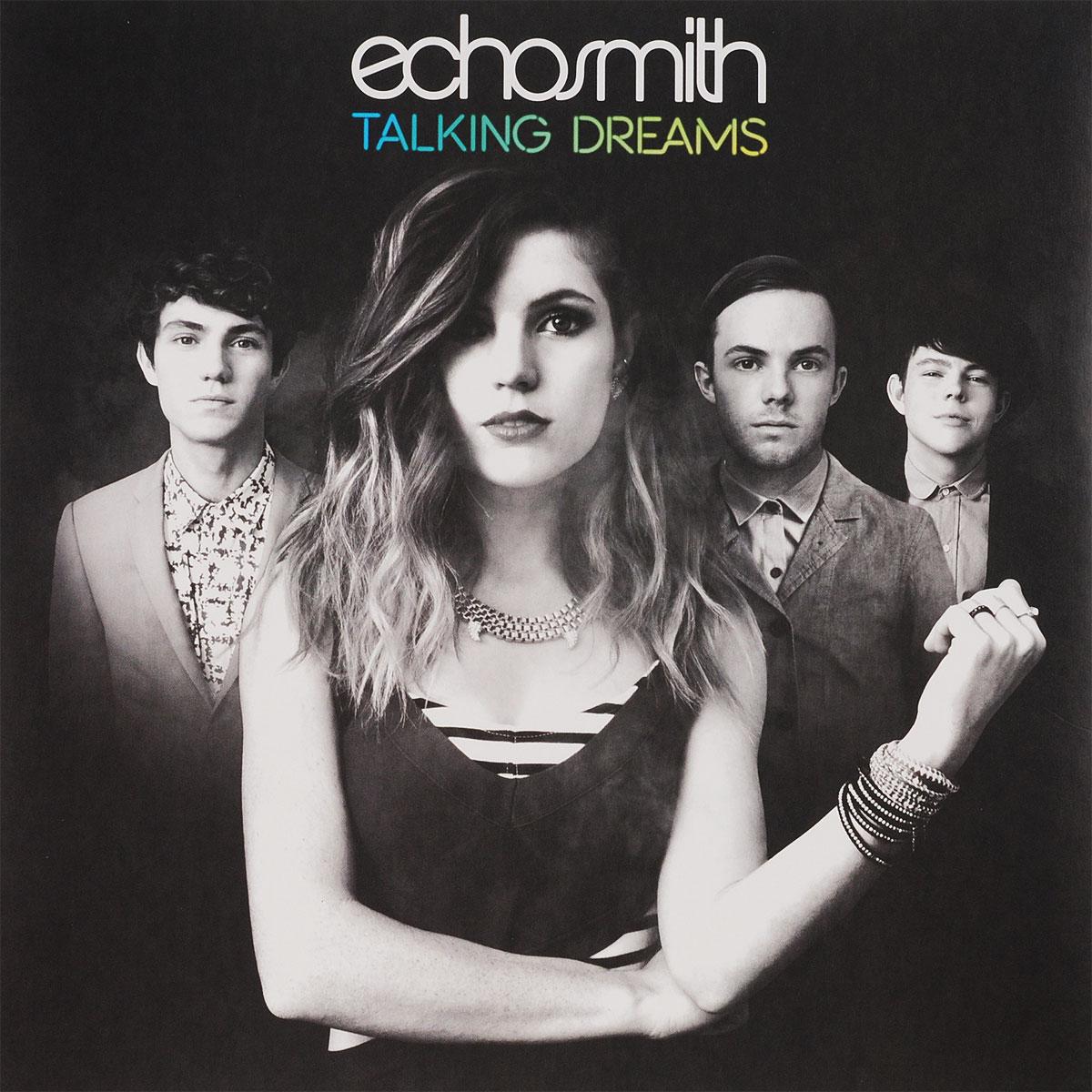 Echosmith TALKING DREAMS malia malia ripples echoes of dreams lp 7