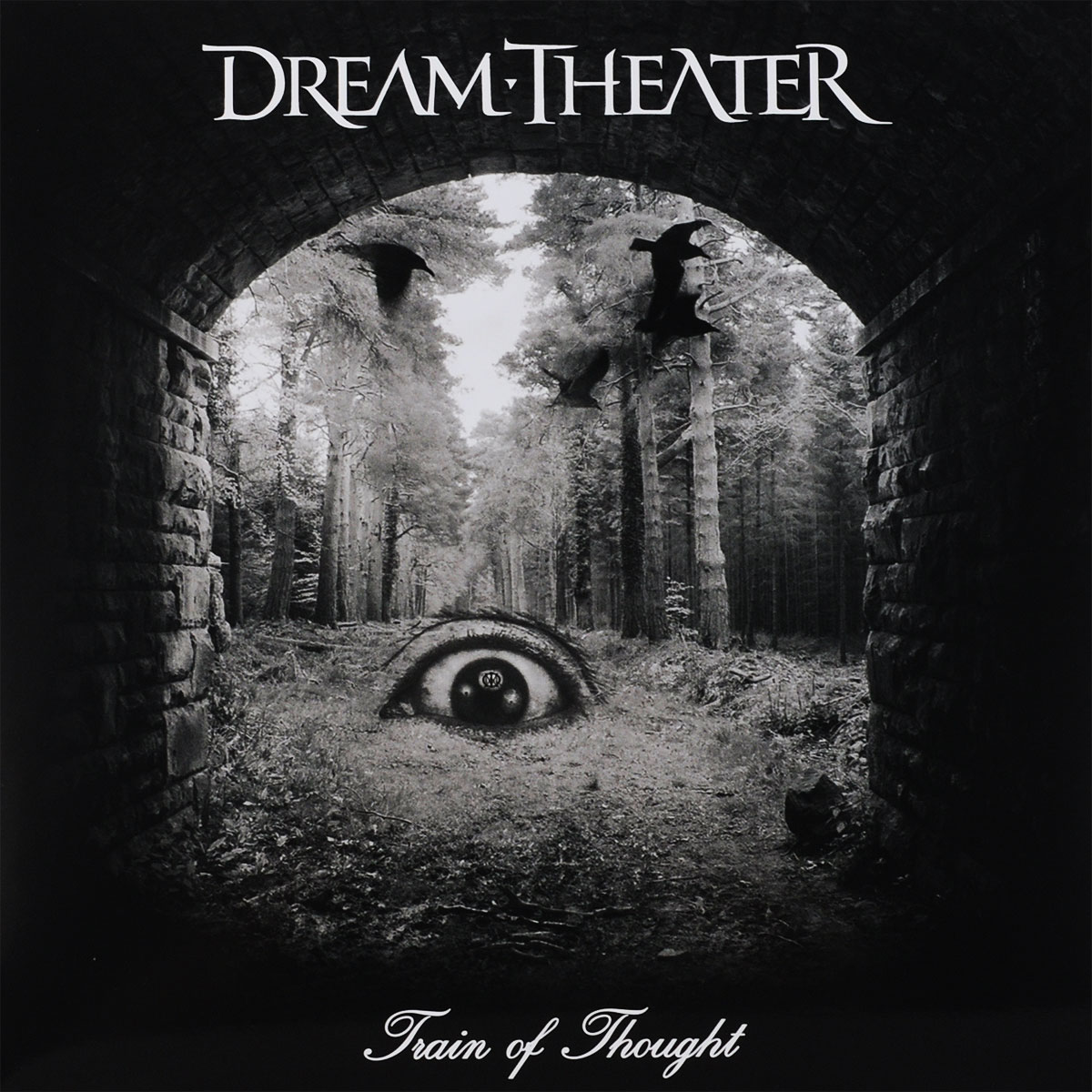 Dream Theater DREAM THEATER Train Of Thought LP dream evil dream evil the book of heavy metal lp cd