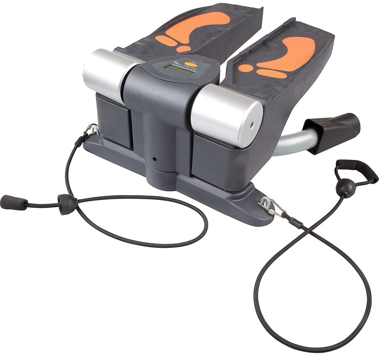 Министеппер поворотный DFC Twister SC-S008 с эспандерами министеппер поворотный с эспандерами dfc twister sc s008