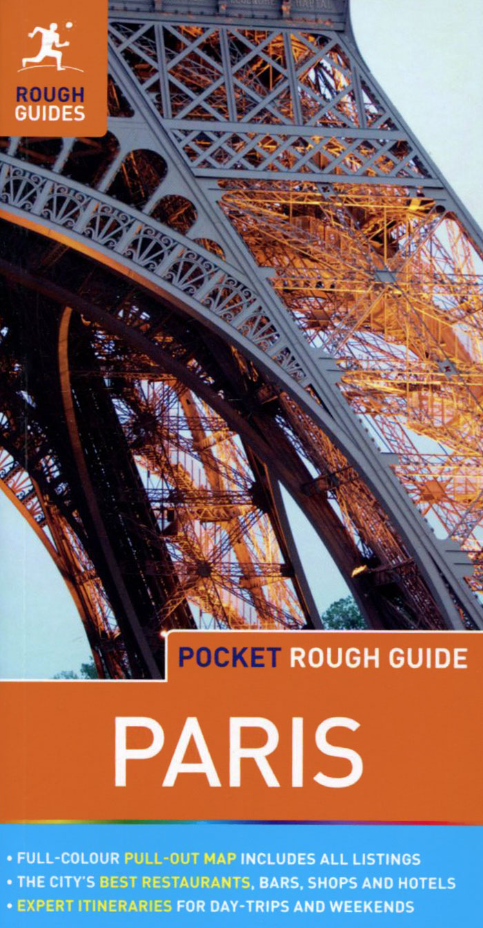 Paris the rough guide to tokyo