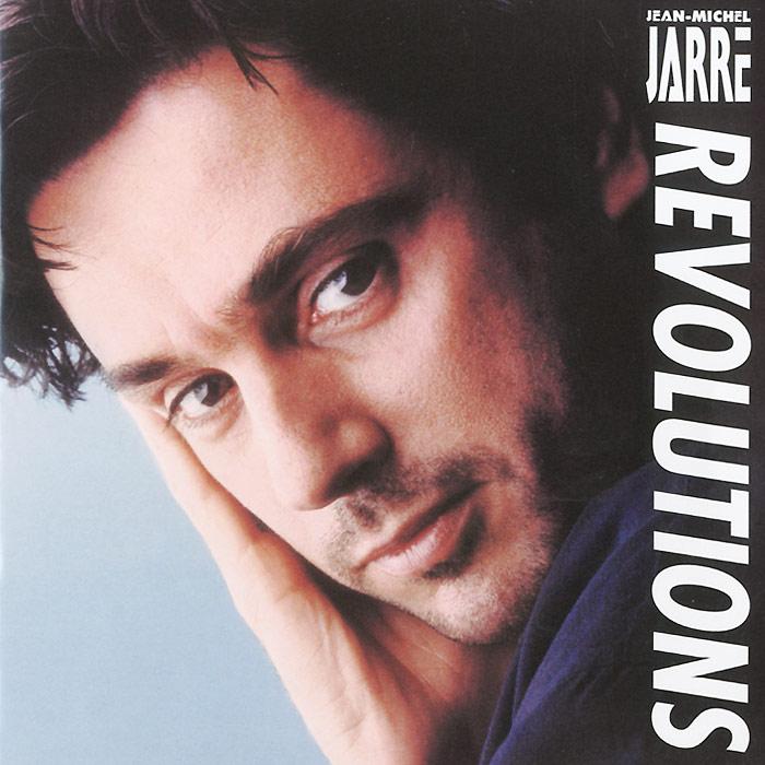 Жан-Мишель Жарр Jean-Michel Jarre. Revolutions жан мишель жарр jean michel jarre electronica 1 the time machine