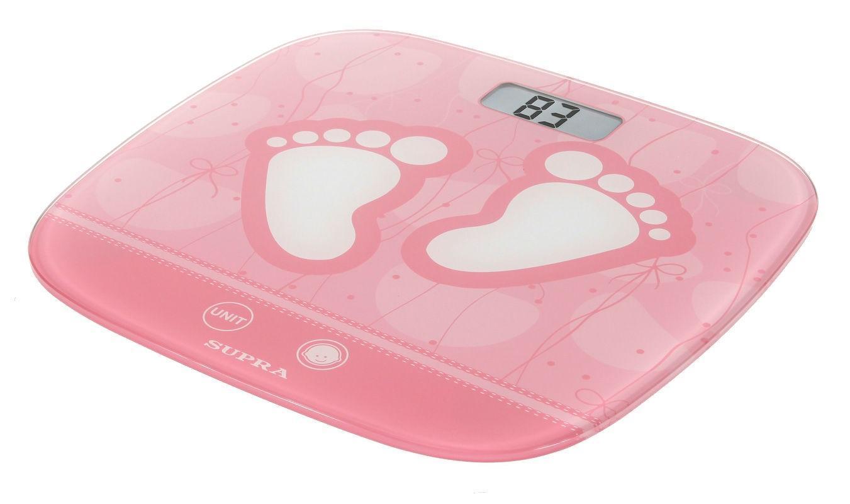 Supra BSS-6055, Pink напольные весы недорого