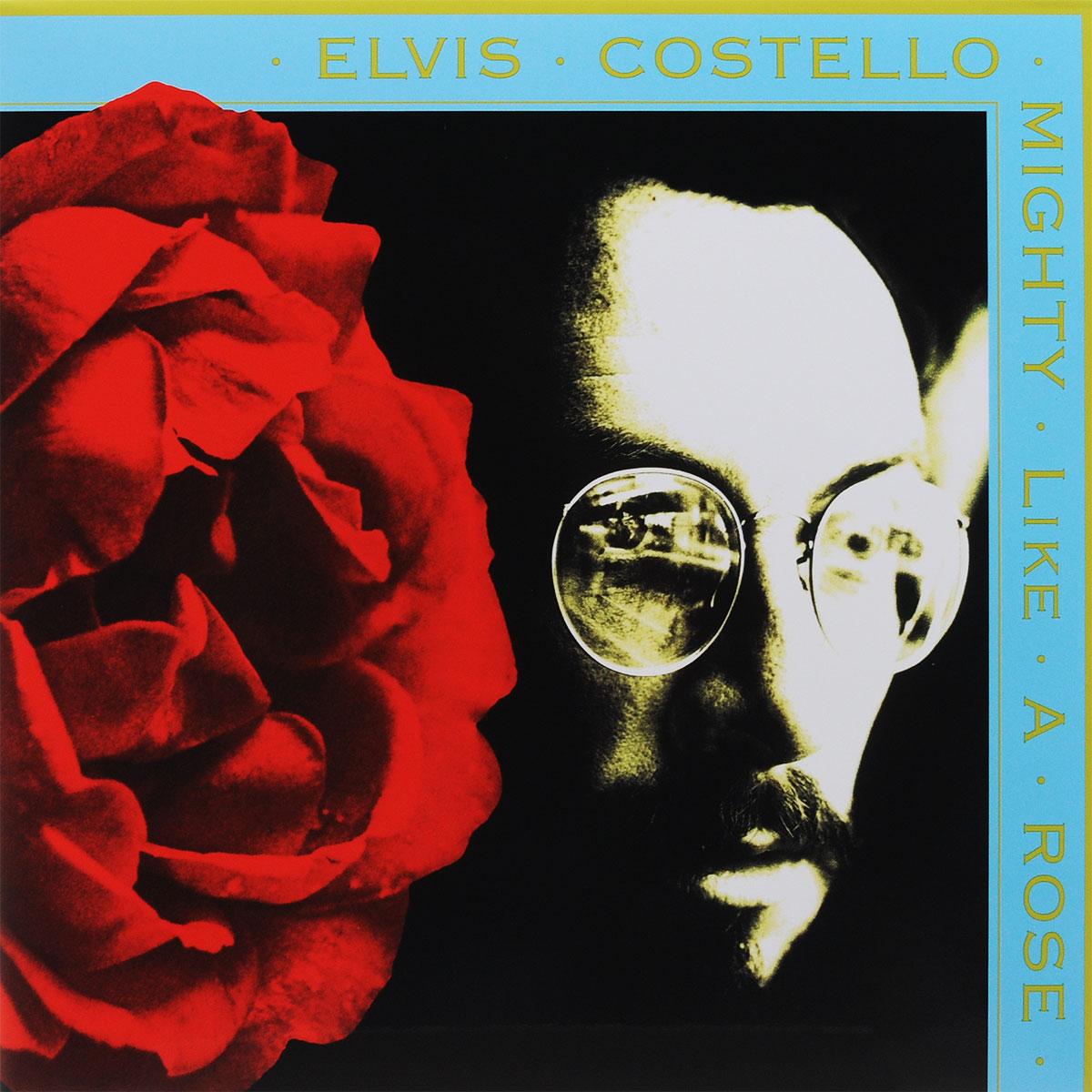 Элвис Костелло Elvis Costello. Mighty Like A Rose (LP) защитная пленка lp универсальная 2 8 матовая