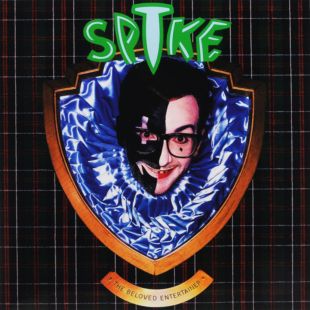 Elvis Costello. Spike (LP) защитная пленка lp универсальная 2 8 матовая
