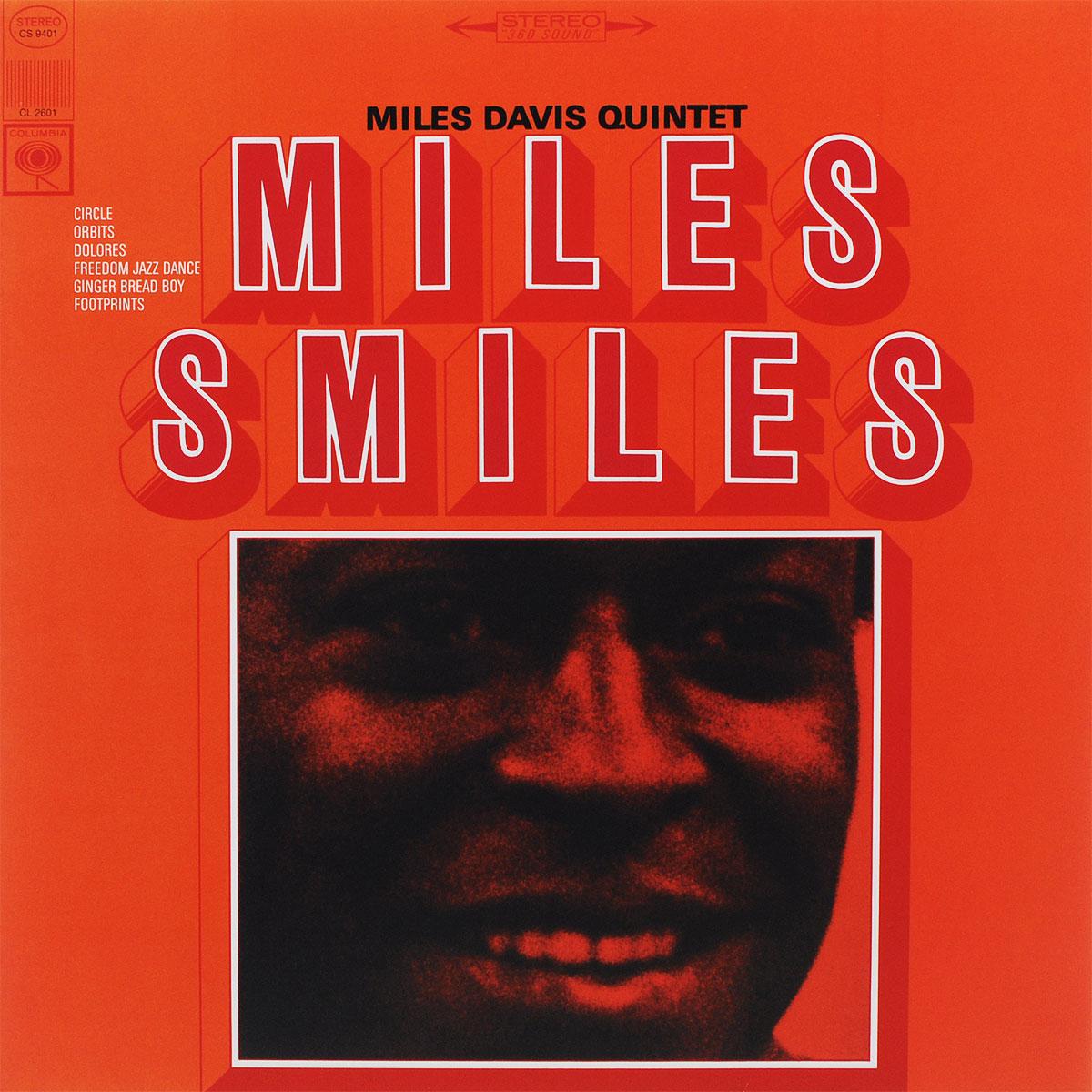 лучшая цена Майлз Дэвис,Miles Davis Quintet DAVIS, MILES -QUINTET- Miles Smiles -Hq- LP