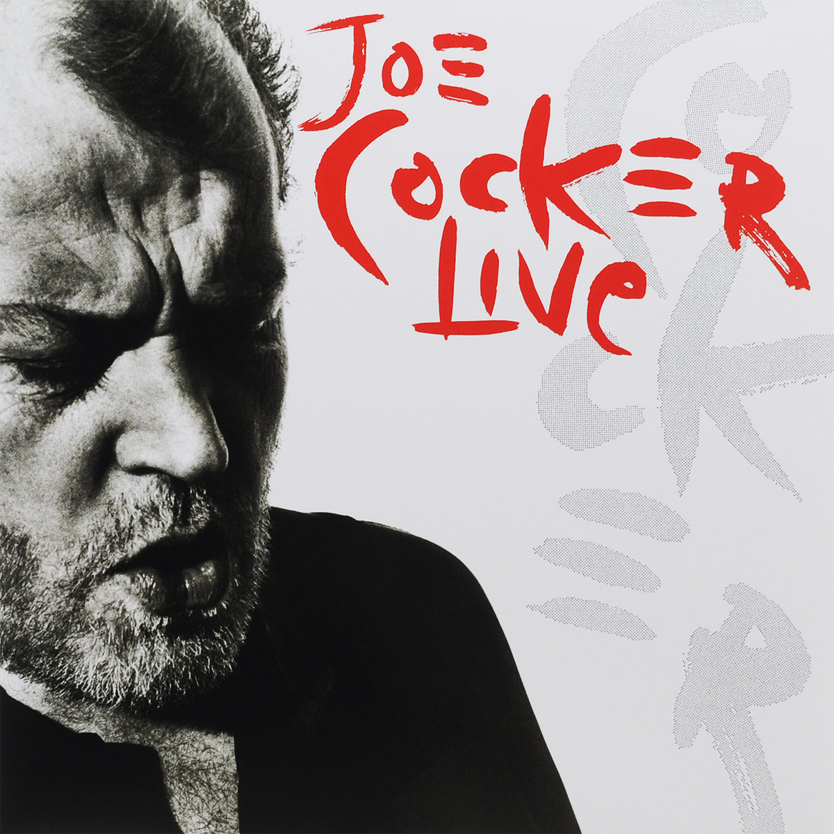 Джо Кокер Joe Cocker. Live (2 LP) lp a650