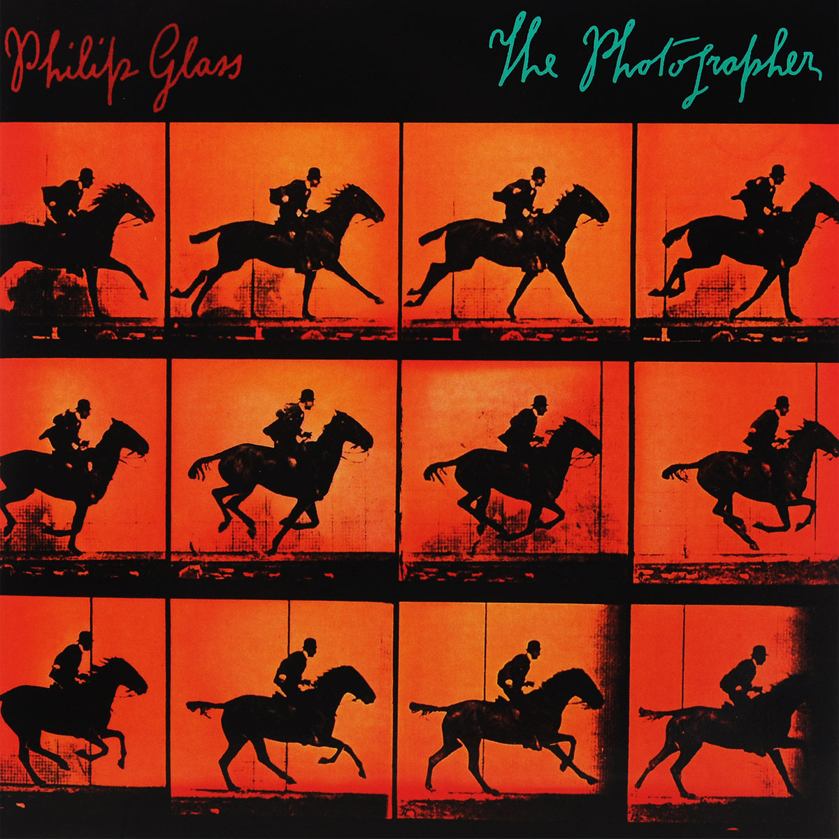 лучшая цена Philip Glass. The Photographer (LP)