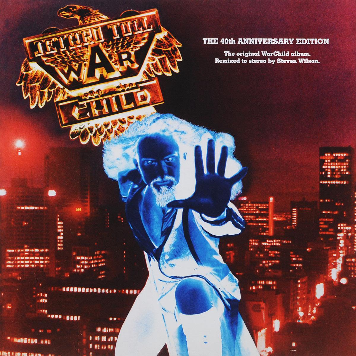 Jethro Tull Jethro Tull. Warchild (The 40th Anniversary Theatre Edition) (LP) jethro tull jethro tull live at carnegie hall 1970 2 lp