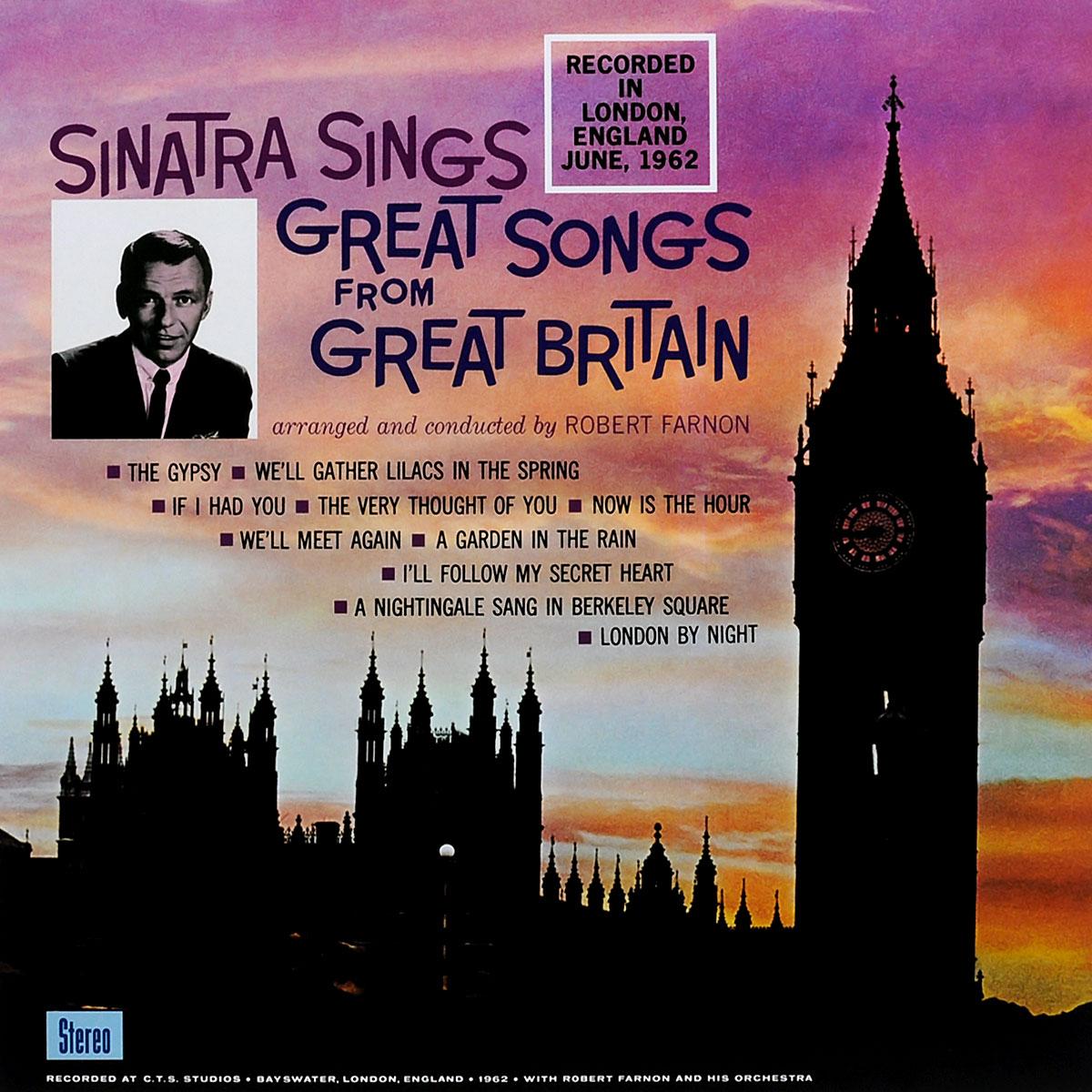 лучшая цена Фрэнк Синатра младший Frank Sinatra. Sinatra Sings Great Songs From Great Britain (LP)